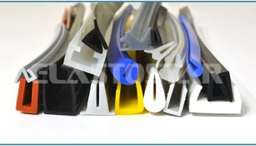 Know About Various Shapes of Extruded Rubber Seal and Gaskets