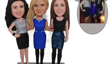 Improve The Loyalty Of Your Clients With Gifting Custom Bobblehead