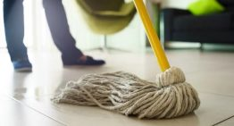 Remove All Sticky Spills and Dirt with Mops